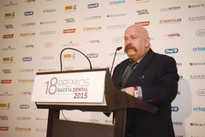 El veterano periodista José María Íñigo fue el  conductor de la gala.