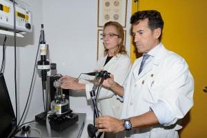 Los investigadores de la Facultad de Odontología granadina persiguen la remineralización dentinaria.